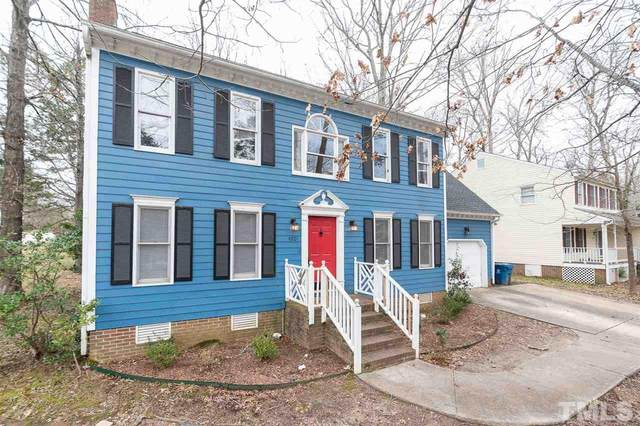 4201 Lazyriver Drive, Durham, NC 27712 (MLS #2360260) :: On Point Realty