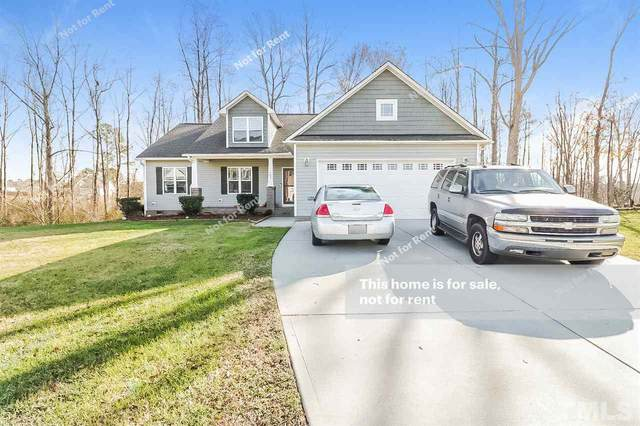 189 Crystal Creek Drive, Clayton, NC 27520 (#2360301) :: Real Estate By Design