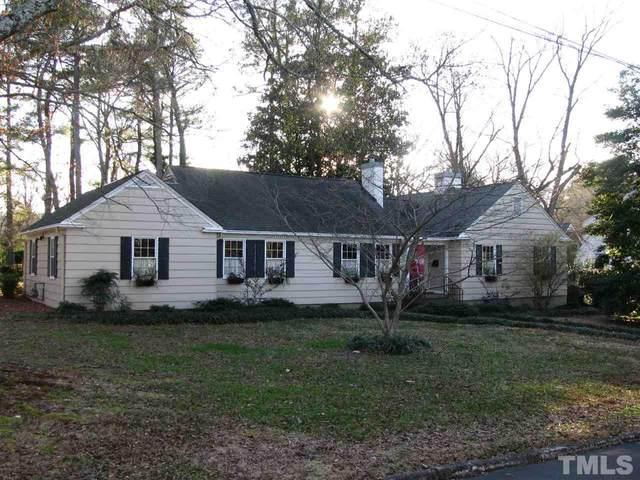 217 Graham, Warrenton, NC 27589 (#2360370) :: Real Estate By Design
