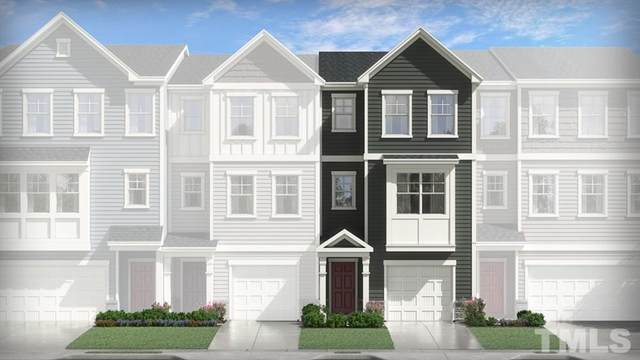 717 Shining Ray Lane #7, Durham, NC 27713 (#2360392) :: Triangle Just Listed