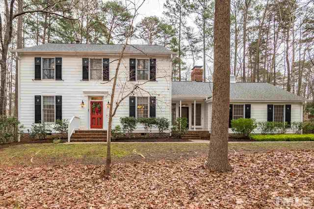 202 Somerset Drive, Chapel Hill, NC 27514 (#2360421) :: Triangle Just Listed
