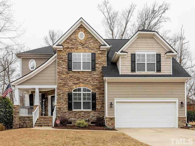 2415 Hidden Meadow Drive, Fuquay Varina, NC 27526 (MLS #2360422) :: On Point Realty