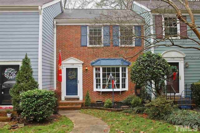 1120 Collington Drive, Cary, NC 27511 (#2360423) :: Triangle Just Listed