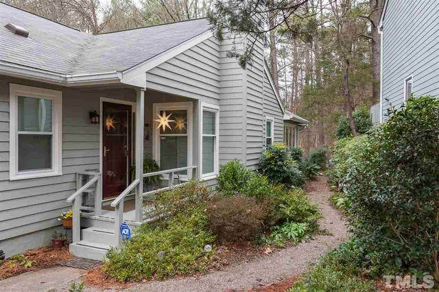 17 Clover Drive, Chapel Hill, NC 27517 (#2360426) :: Marti Hampton Team brokered by eXp Realty