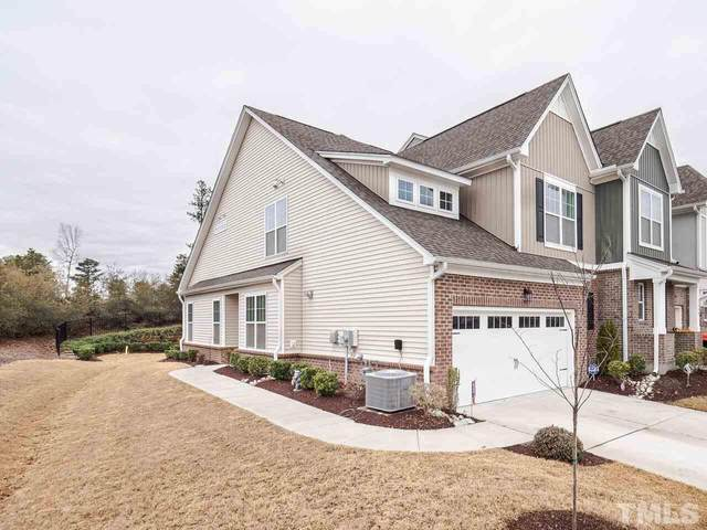 4268 Vallonia Drive, Cary, NC 27519 (#2360436) :: Real Estate By Design
