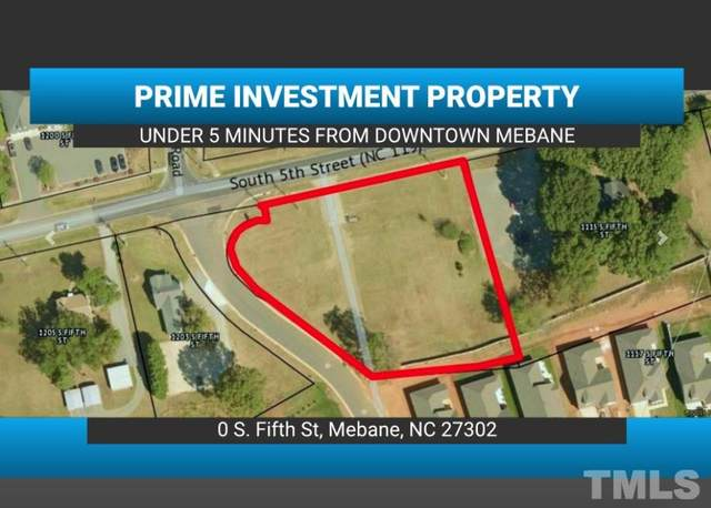 00 S Fifth Street, Mebane, NC 27302 (#2360455) :: Triangle Just Listed