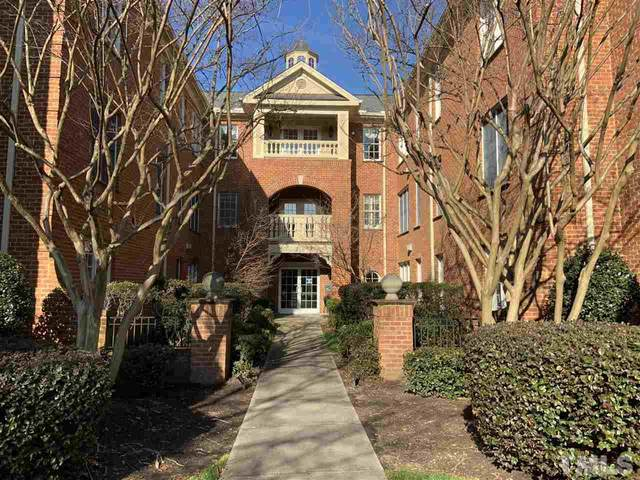 422 W Barbee Chapel Road #422, Chapel Hill, NC 27517 (#2360456) :: Raleigh Cary Realty