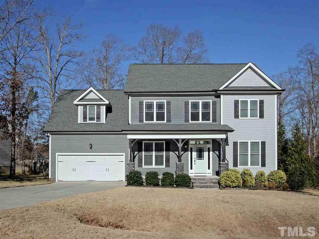 113 Mantle Drive, Clayton, NC 27527 (MLS #2360485) :: On Point Realty