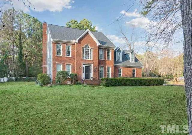 2421 Cotesworth Drive, Wake Forest, NC 27587 (#2360504) :: Triangle Just Listed