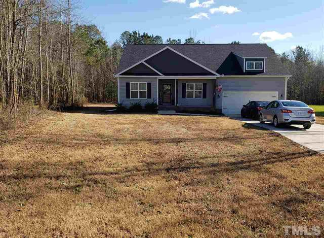 355 Southern Place, Lillington, NC 27546 (#2360511) :: Spotlight Realty