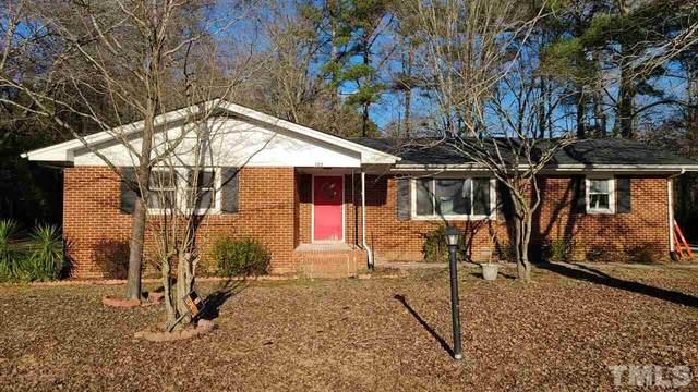 102 Milton Drive, Smithfield, NC 27577 (#2360526) :: RE/MAX Real Estate Service