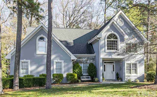 8402 Sterling Bridge Road, Chapel Hill, NC 27516 (MLS #2360531) :: On Point Realty