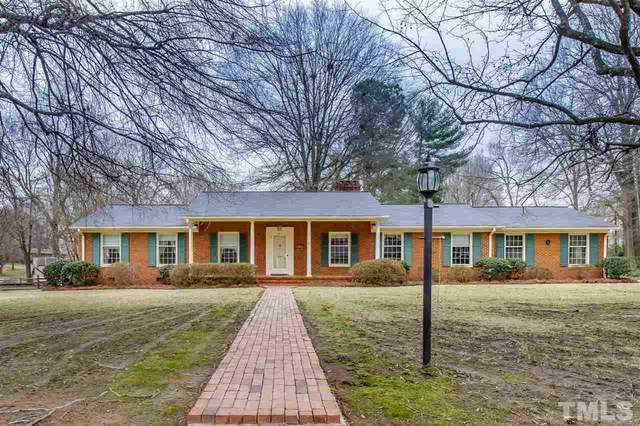 927 Brentwood Drive, Burlington, NC 27215 (#2360545) :: Bright Ideas Realty