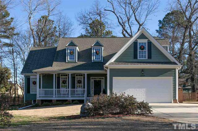 6505 Owego Court, Holly Springs, NC 27540 (MLS #2360550) :: On Point Realty