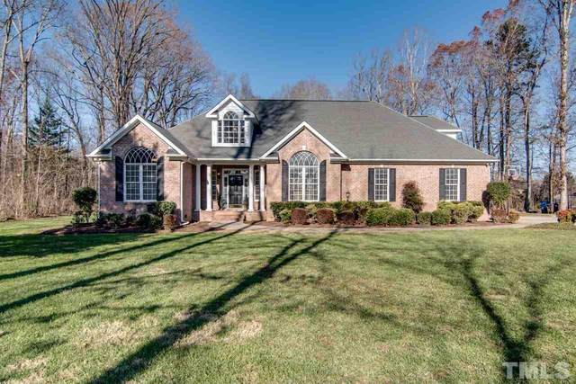 154 Cyber Court, Timberlake, NC 27583 (#2360555) :: The Perry Group