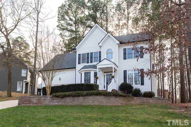 1323 Chenworth Drive, Apex, NC 27502 (#2360622) :: Choice Residential Real Estate