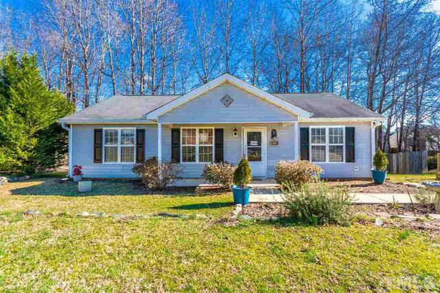 133 Holly Mountain Road, Holly Springs, NC 27540 (#2360629) :: Marti Hampton Team brokered by eXp Realty