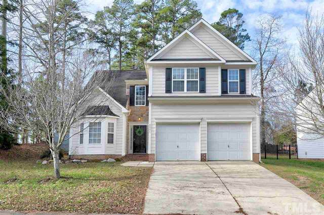 8001 Duck Creek Drive, Raleigh, NC 27616 (MLS #2360632) :: On Point Realty