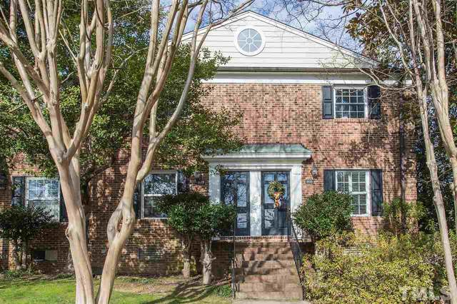 3833 Browning Place #3833, Raleigh, NC 27609 (#2360644) :: Marti Hampton Team brokered by eXp Realty