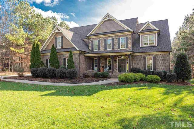 3007 Krogen Court, Creedmoor, NC 27522 (#2360645) :: Marti Hampton Team brokered by eXp Realty