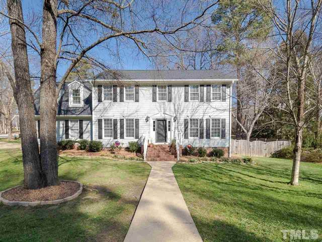 1001 Tewdsbury Court, Apex, NC 27502 (MLS #2360647) :: On Point Realty