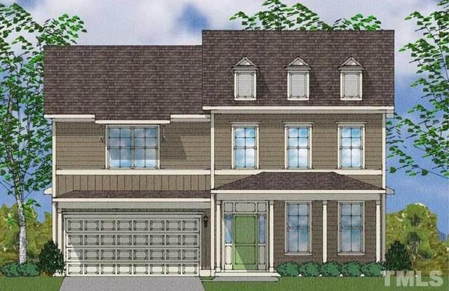 16 S Summerhill Ridge, Clayton, NC 27520 (#2360655) :: Saye Triangle Realty