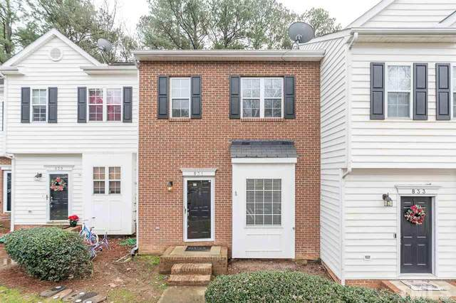 831 Genford Court, Raleigh, NC 27609 (#2360657) :: Real Estate By Design
