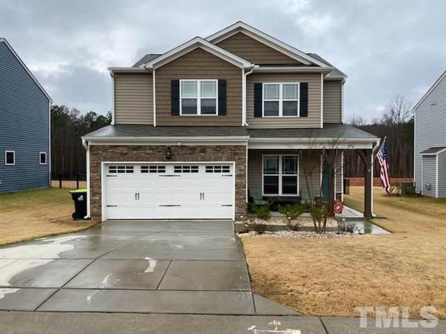 378 W Copenhaver Drive, Clayton, NC 27527 (#2360675) :: Real Estate By Design
