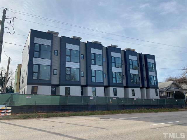 712 E Edenton Street #105, Raleigh, NC 27601 (#2360676) :: Triangle Just Listed