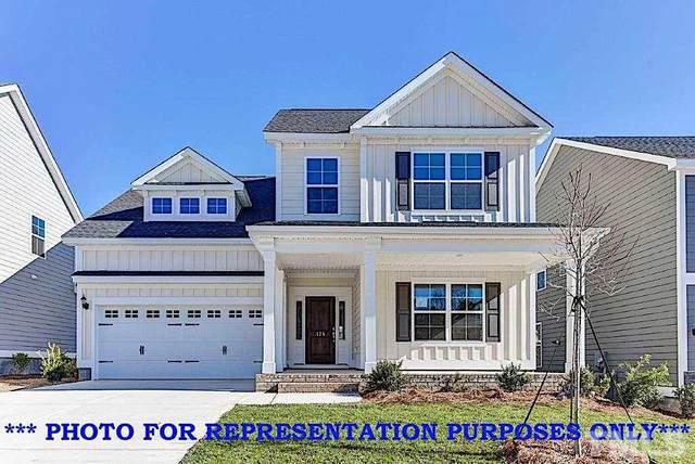 6 S Summerhill Ridge, Clayton, NC 27520 (#2360681) :: Saye Triangle Realty