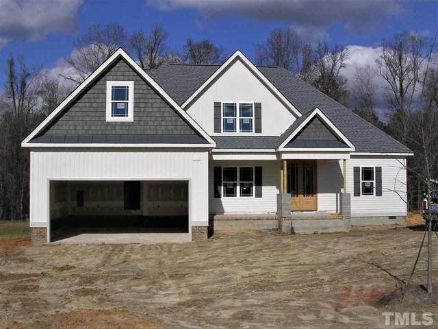 141 Canady Landing Way #6, Clayton, NC 27520 (#2360707) :: Sara Kate Homes