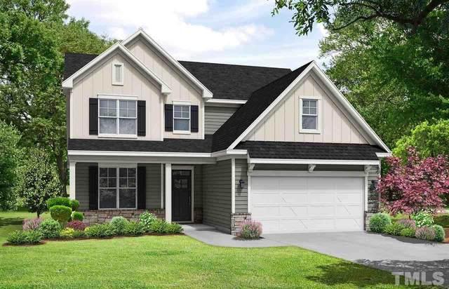 302 Highland Forest Drive 38/ASH/B, Fuquay Varina, NC 27526 (#2360716) :: Real Properties