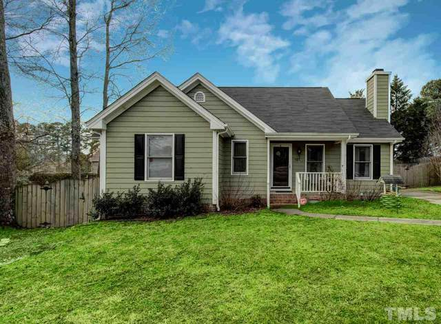 921 Cahlfield Court, Fuquay Varina, NC 27526 (#2360723) :: Bright Ideas Realty