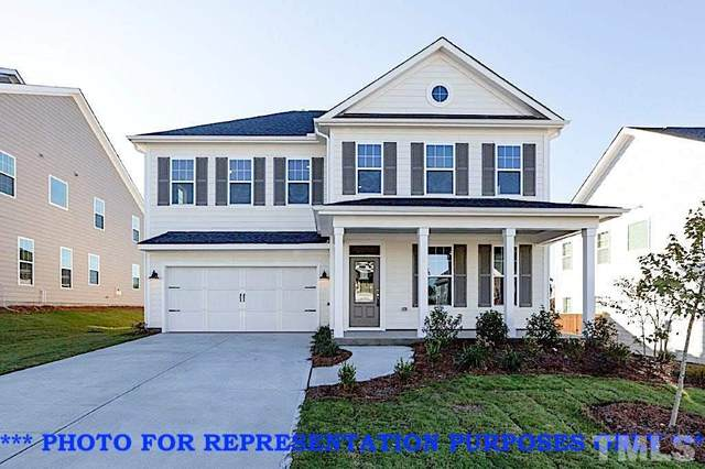 11 N Summerhill Ridge, Clayton, NC 27520 (#2360729) :: Real Properties