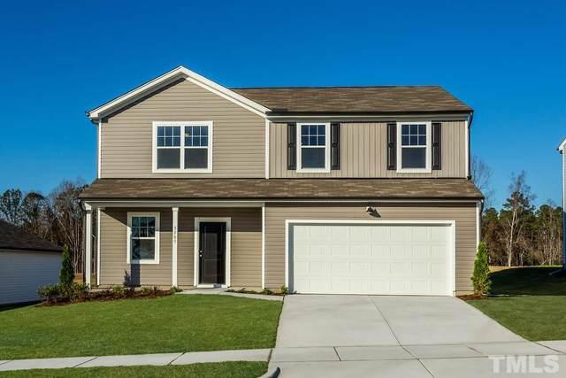 1617 Arapahoe Ridge Drive 540 West Lot 45, Raleigh, NC 27616 (#2360742) :: Spotlight Realty