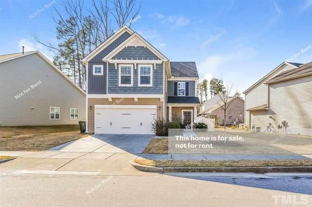 4949 Heathshire Drive, Raleigh, NC 27616 (#2360753) :: The Jim Allen Group