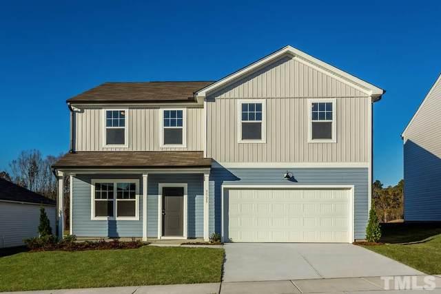 3517 Pinnacle Peak Drive 540 West Lot 16, Raleigh, NC 27616 (#2360761) :: Spotlight Realty