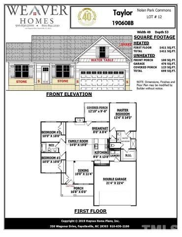73 Stagwood Drive, Selma, NC 27576 (#2360775) :: Real Properties