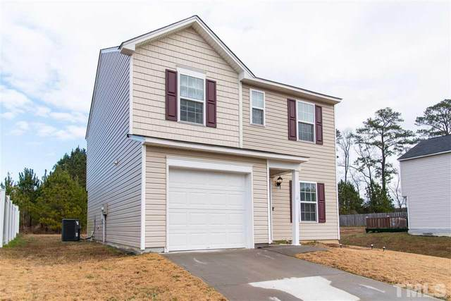 7036 Pebble Brook Way, Rocky Mount, NC 27804 (#2360806) :: Marti Hampton Team brokered by eXp Realty