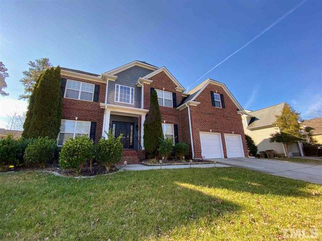 3712 Coach Lantern Avenue, Wake Forest, NC 27587 (#2360810) :: Marti Hampton Team brokered by eXp Realty