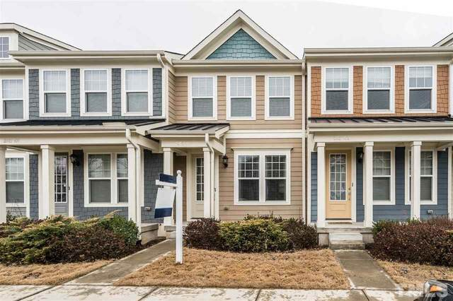 2821 Wilshire Hill Drive #105, Raleigh, NC 27604 (#2360815) :: Triangle Just Listed