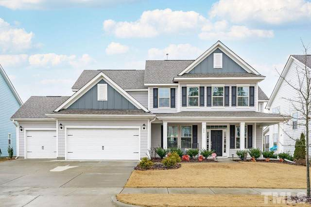 404 Wildwood Farm Way, Holly Springs, NC 27540 (MLS #2360830) :: On Point Realty