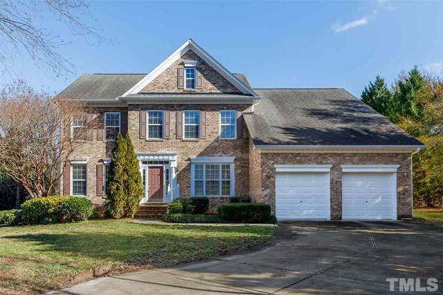 200 Riggsbee Farm Drive, Cary, NC 27519 (#2360831) :: Real Estate By Design