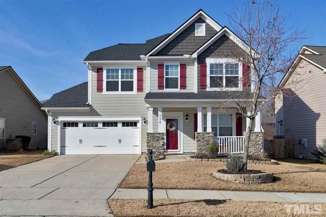 716 Apalachia Lake Drive, Fuquay Varina, NC 27526 (#2360847) :: Real Properties