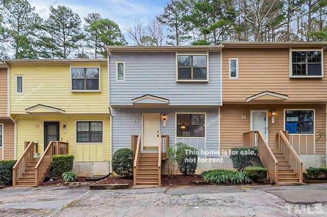 3622 Colchester Street #26, Durham, NC 27707 (MLS #2360930) :: On Point Realty