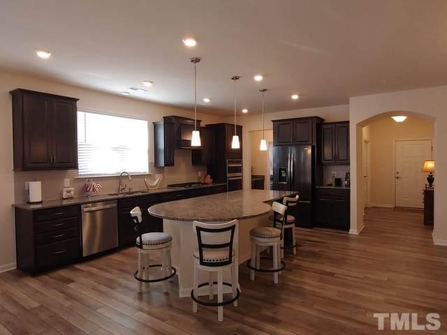 2642 Nassau Trace, Fuquay Varina, NC 27526 (#2360940) :: Real Estate By Design