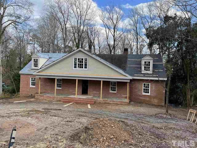 801 Runnymede Road, Raleigh, NC 27607 (#2360951) :: Classic Carolina Realty