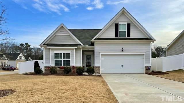 1469 Abercorn Lane, Sanford, NC 27330 (#2360977) :: Dogwood Properties