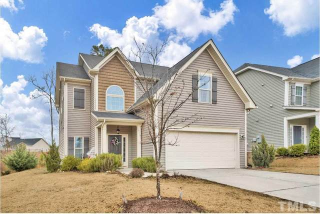 58 Mystery Hill Court, Clayton, NC 27520 (#2360986) :: The Jim Allen Group