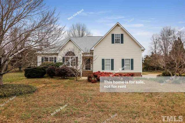 65 Old Stone Lane, Youngsville, NC 27596 (#2360990) :: Real Estate By Design